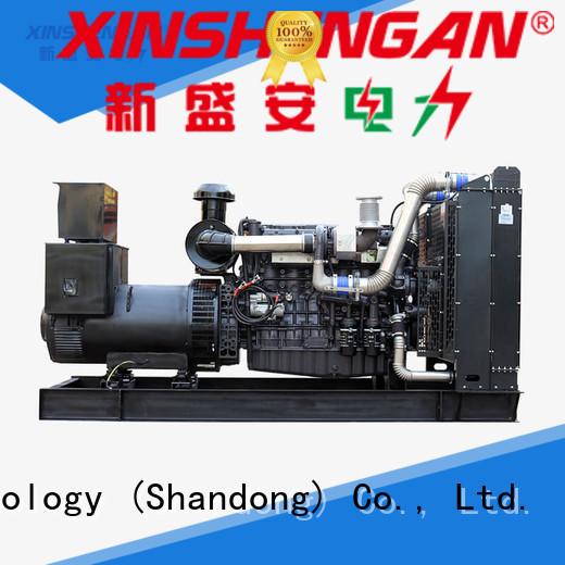 Xinshengan silent running diesel generators best supplier for lorry