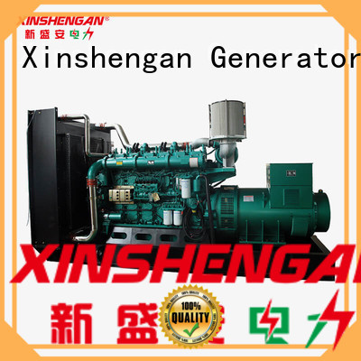 Xinshengan quality 50kw diesel generator factory direct supply for lorry