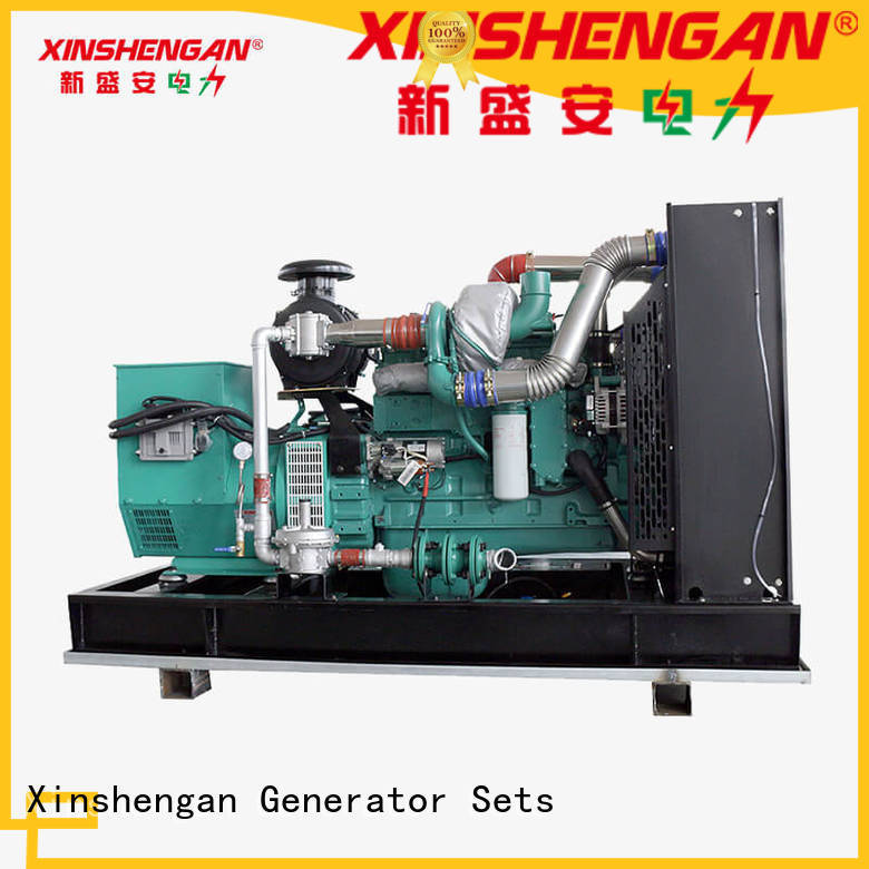 Xinshengan best gas powered generator for home series for vehicle