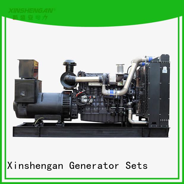 Xinshengan hot-sale silent diesel gensets wholesale on sale
