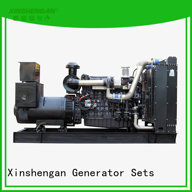 hot-sale 200kw diesel generator series for vehicle