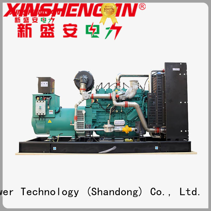 Xinshengan high-quality gas operated generator factory for vehicle
