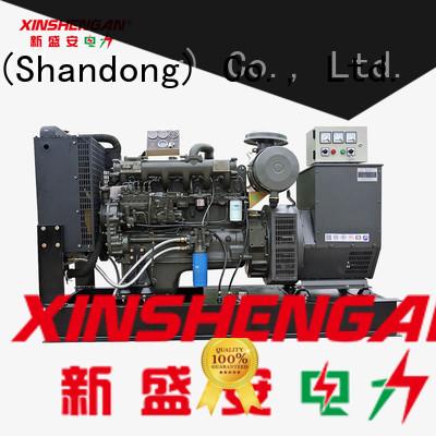 Xinshengan 500kw diesel generator suppliers for machine