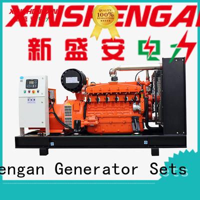 Xinshengan natural gas genset suppliers for van
