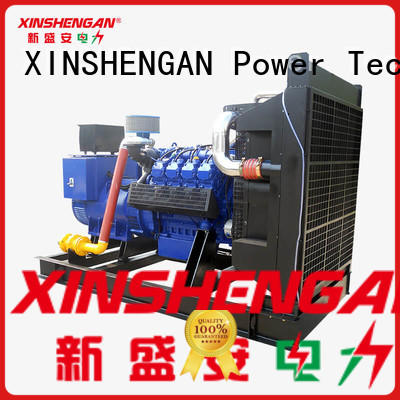 Xinshengan commercial standby generator with good price for sale