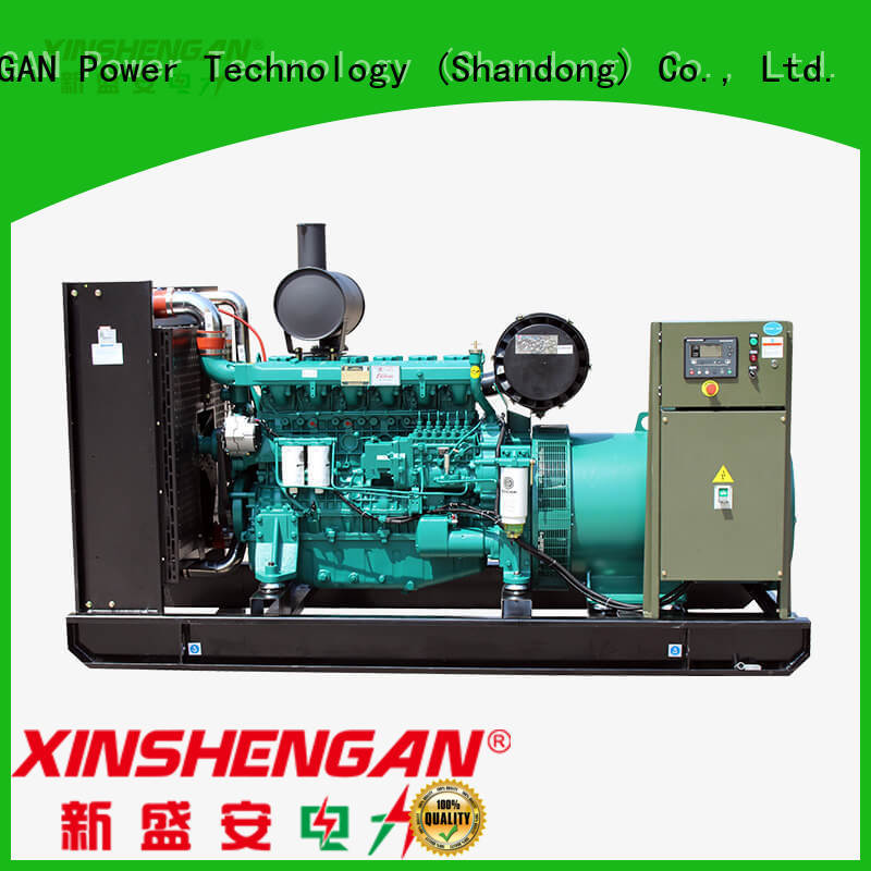 Xinshengan latest marine diesel generator wholesale for power