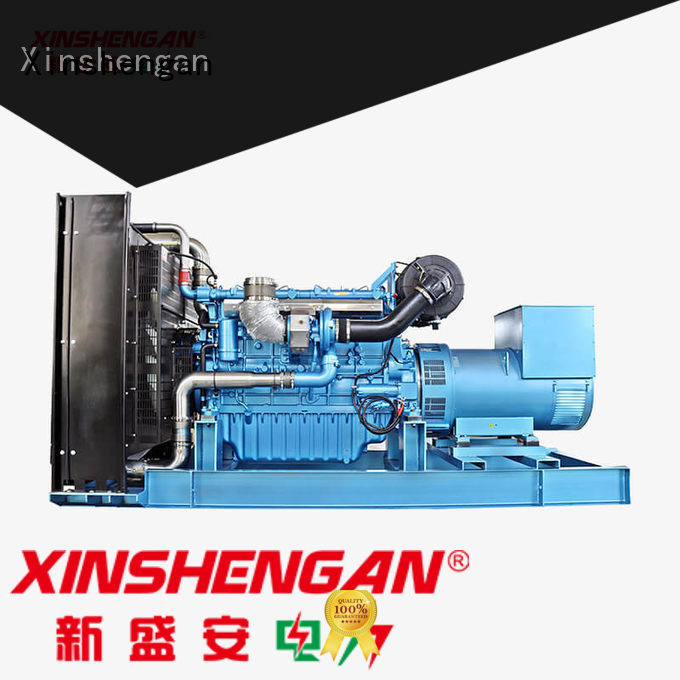 Xinshengan silent diesel generator set inquire now for machanical use