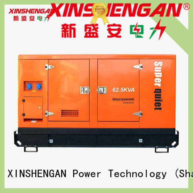 Xinshengan best diesel generator best manufacturer for truck