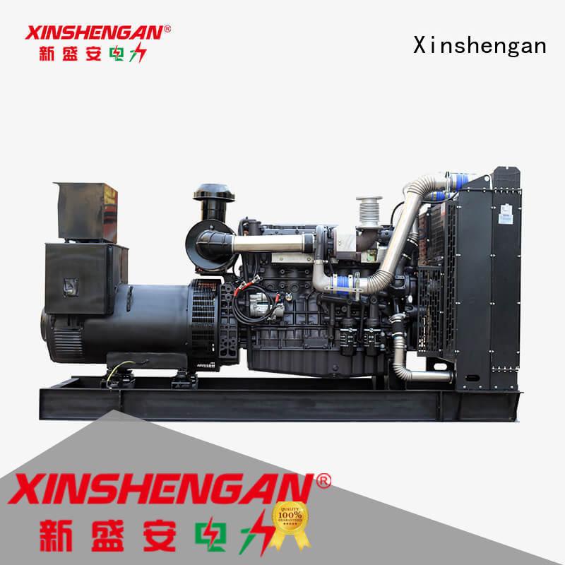 Xinshengan diesel generator 250 kw wholesale for lorry