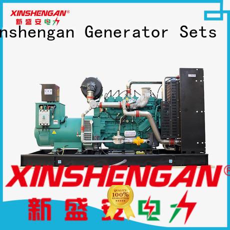 Xinshengan latest silent gas generator suppliers for van