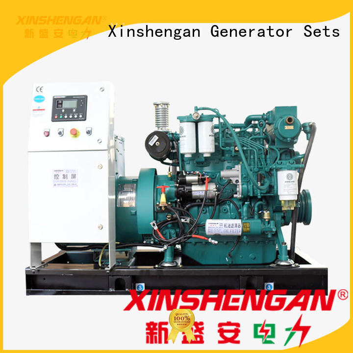 Xinshengan industrial genset wholesale for power