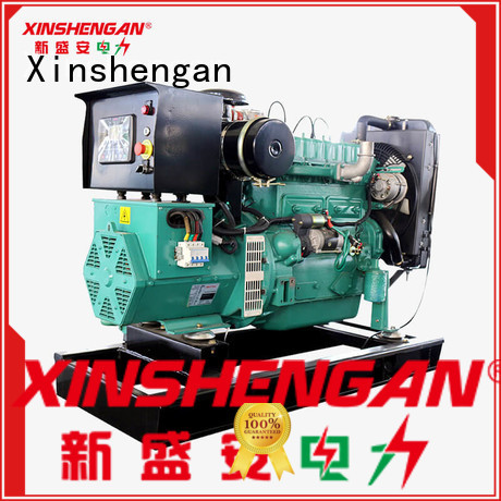 hot selling natural gas powered generators for home use supplier for power