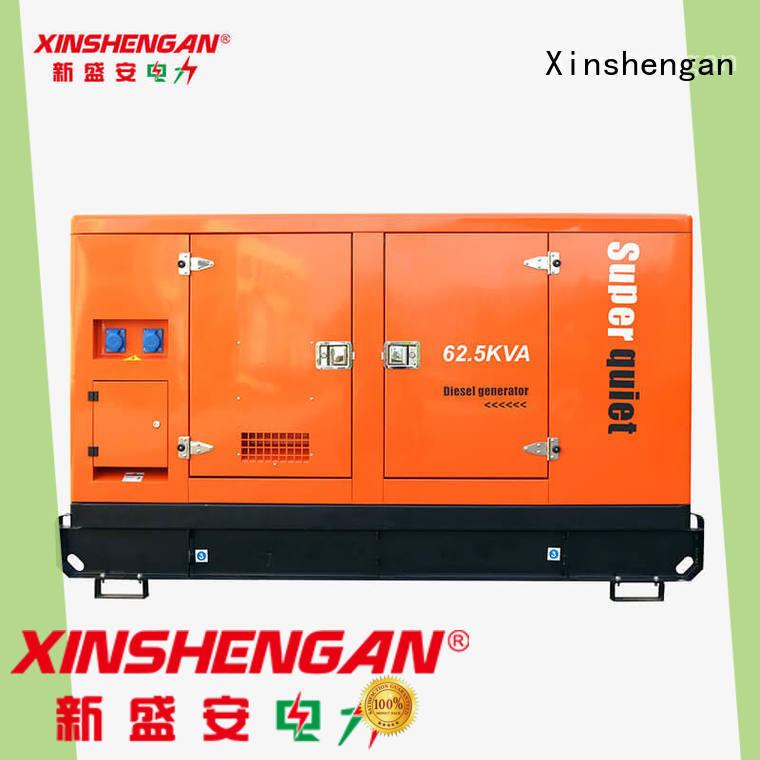 high-quality best silent diesel generator manufacturer for machine