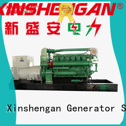 reliable gas generator set from China for vehicle
