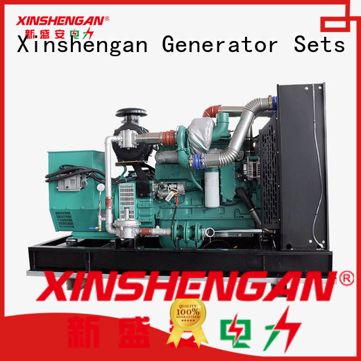 Xinshengan high quality big gas generator wholesale for lorry
