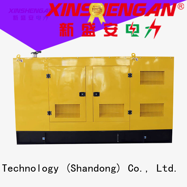 Xinshengan diesel engine driven generator directly sale for power