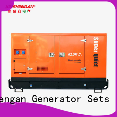 factory price emergency genset series for sale