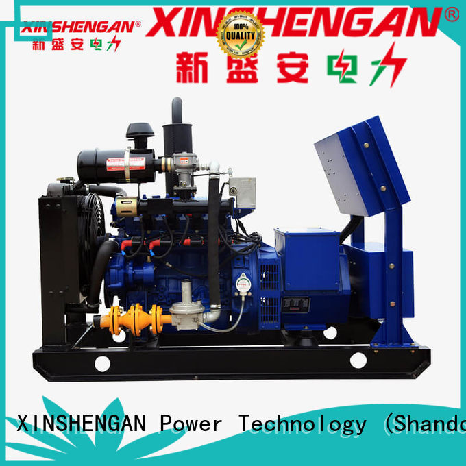Xinshengan best natural gas generators for home use supplier for machine