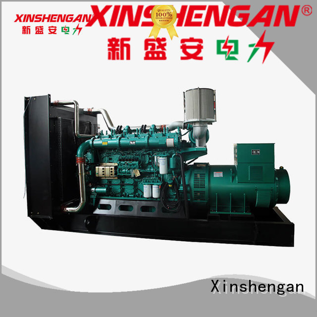 Xinshengan energy-saving domestic diesel generator with good price for vehicle