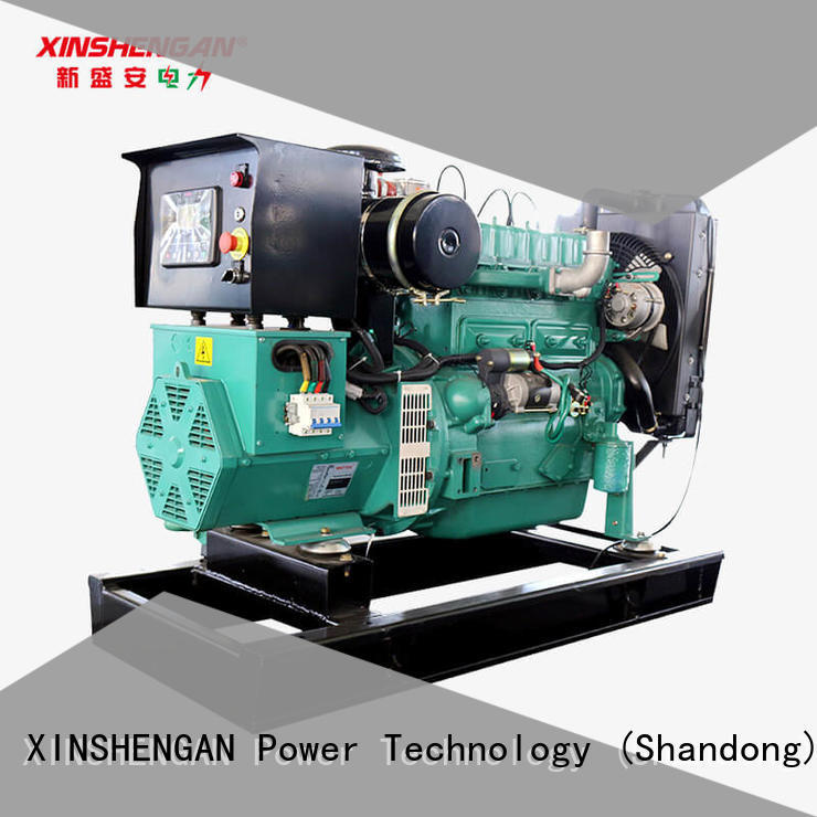 Xinshengan natural gas operated generators suppliers for generate electricity