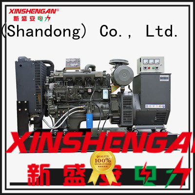 Xinshengan reliable best diesel power generator from China for generate electricity