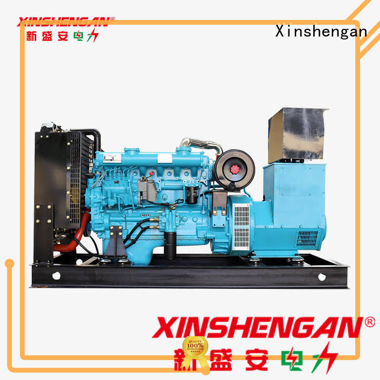 Xinshengan standby genset factory direct supply for vehicle