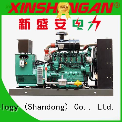 Xinshengan gas powered engine factory for power