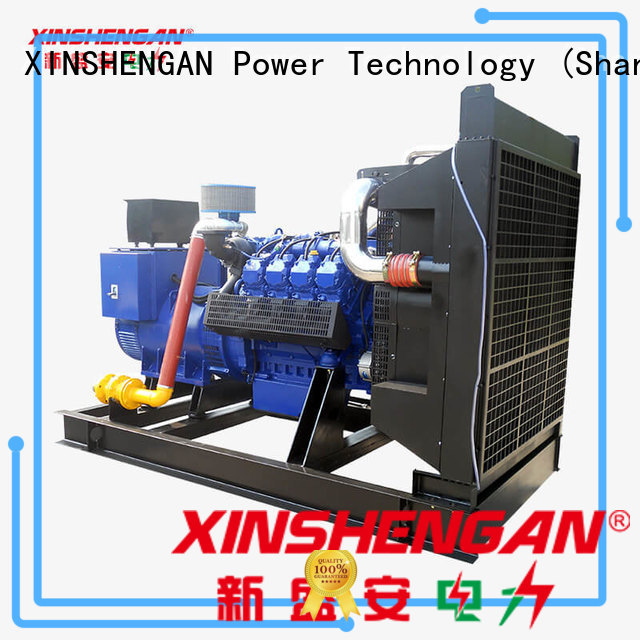 high-quality electric generating sets best manufacturer for van