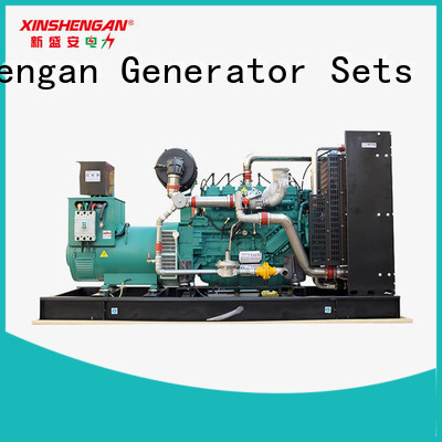 Xinshengan reliable quiet gas generator best manufacturer for van