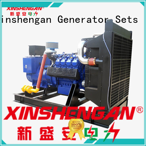 best value generator set supply for van