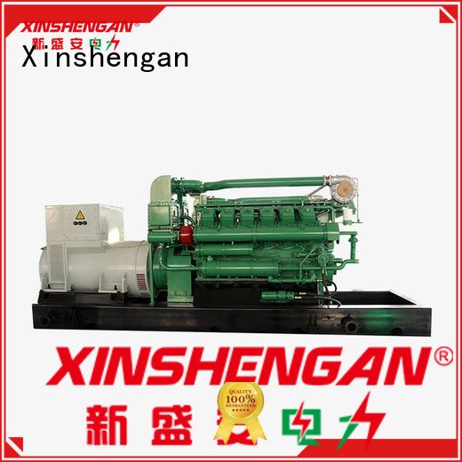 Xinshengan top selling automatic natural gas generator series for sale