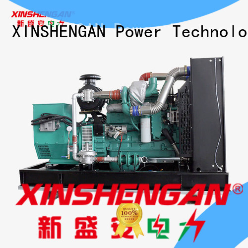 Xinshengan quality gas generator price suppliers for van