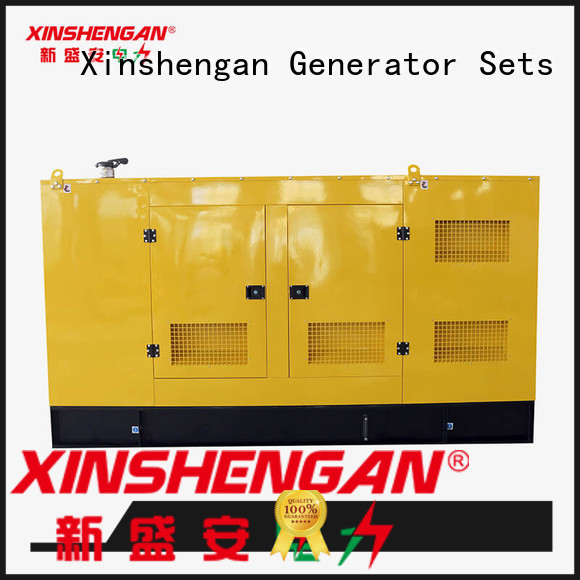 Xinshengan cheap quiet diesel generator from China for generate electricity
