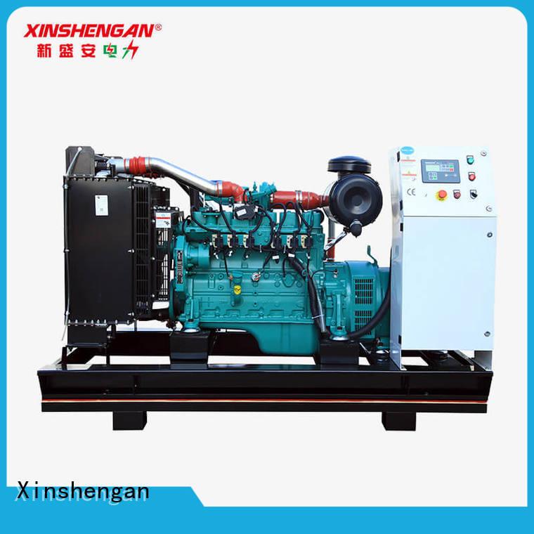 Xinshengan best natural gas powered portable generator best supplier for van