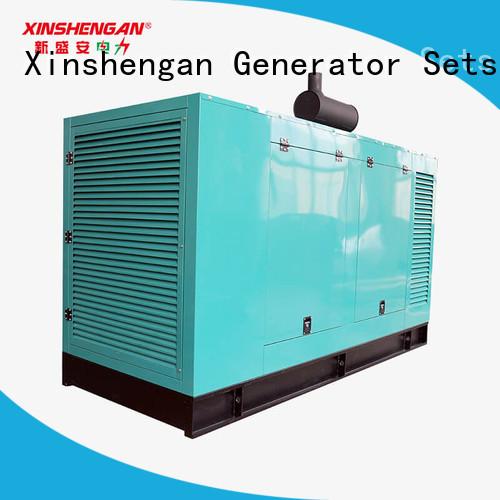 Xinshengan natural gas powered emergency generators series for vehicle