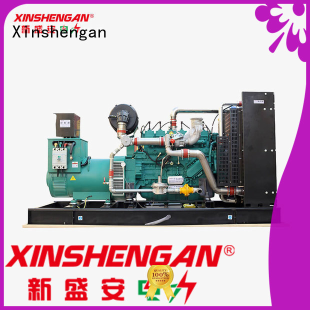 hot selling natural gas powered generators for home use factory for truck