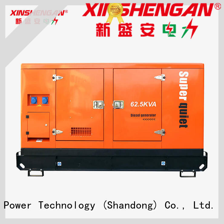 Xinshengan backup diesel generator commercial from China for lorry