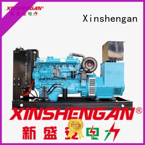 Xinshengan new quiet diesel generator best manufacturer for vehicle