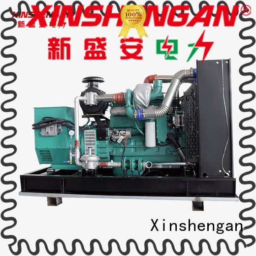 Xinshengan hot selling gas standby generators for home from China for lorry