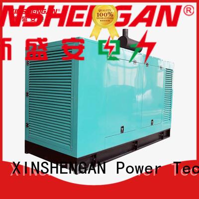 Xinshengan practical big gas generator directly sale for machine