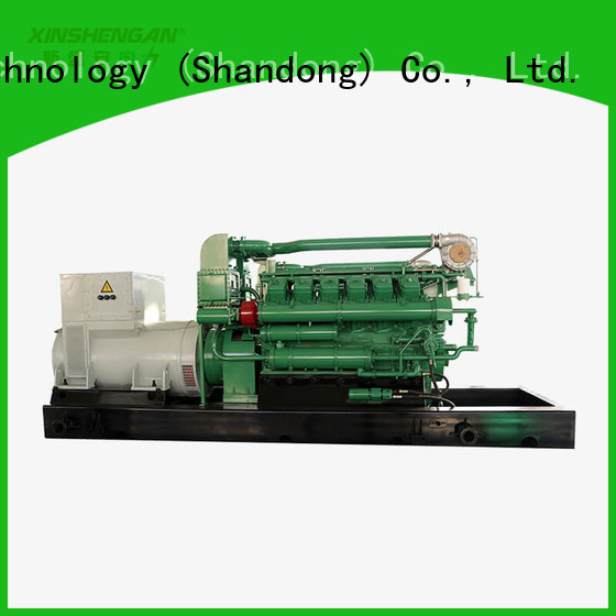 Xinshengan quality electric start generator manufacturer on sale
