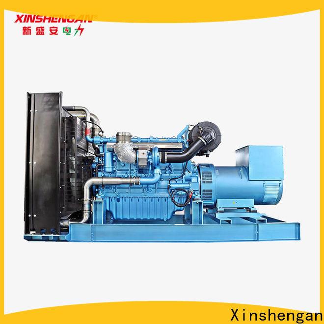 Xinshengan diesel standby generator best manufacturer on sale