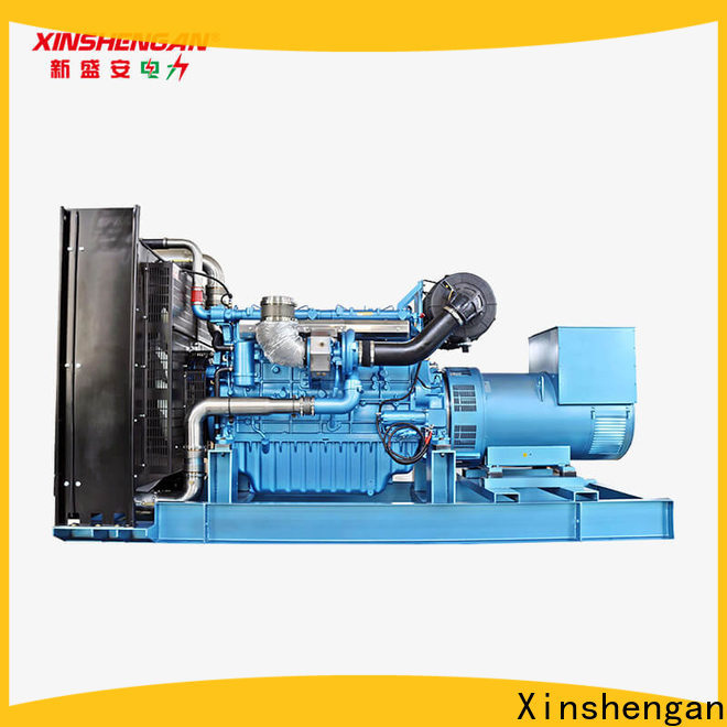 Xinshengan diesel house generator manufacturer for generate electricity