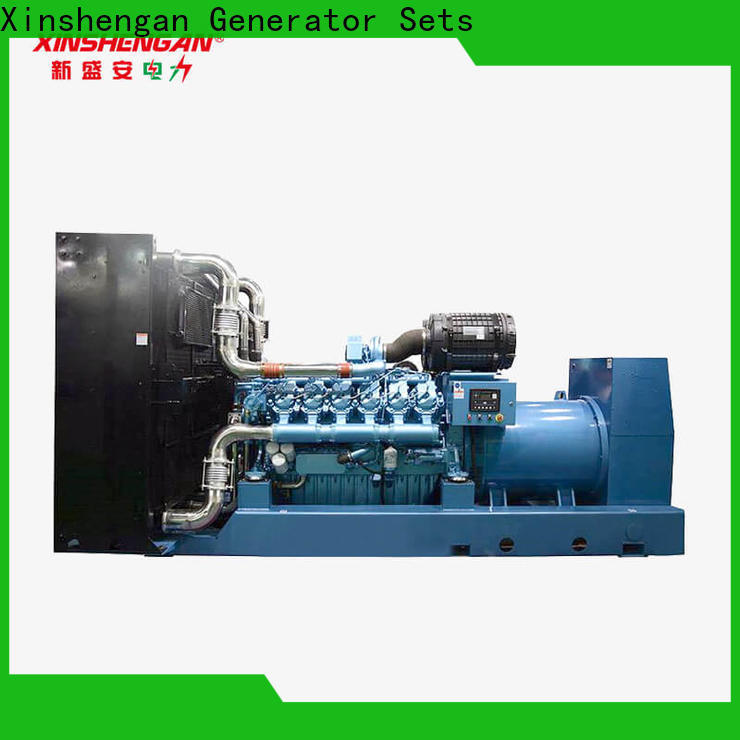 Xinshengan diesel home backup generator manufacturer on sale