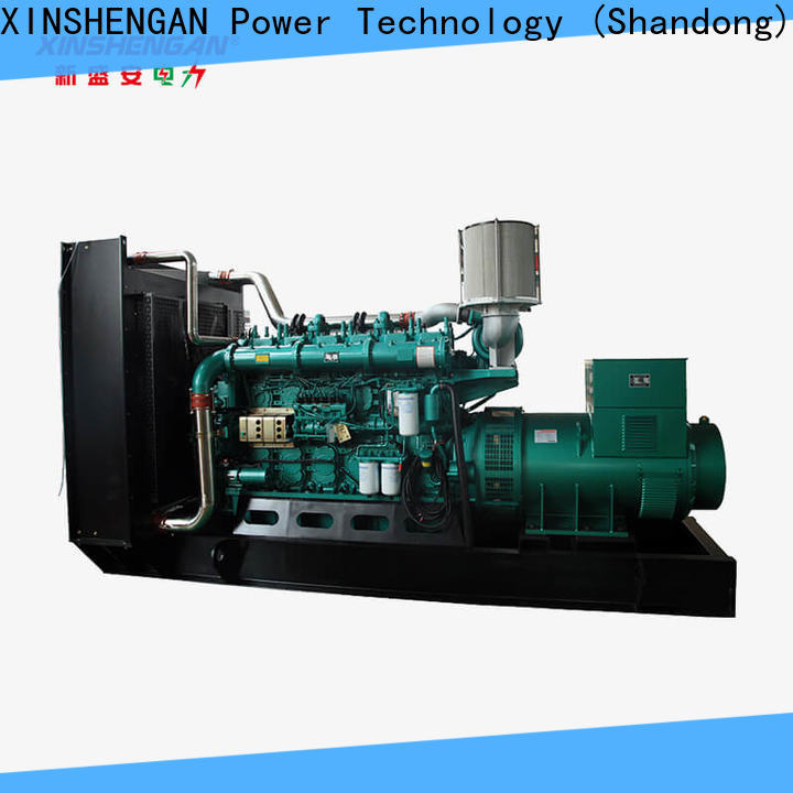 Xinshengan durable diesel house generator suppliers for power