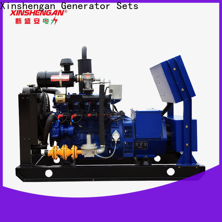 Xinshengan cheap most efficient natural gas generator with good price for van