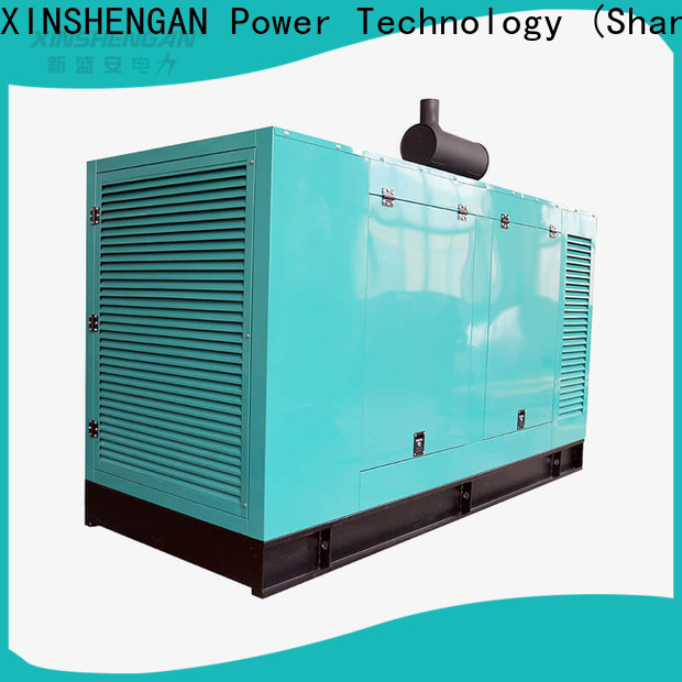 Xinshengan professional gas powered generators for home use supplier for machine