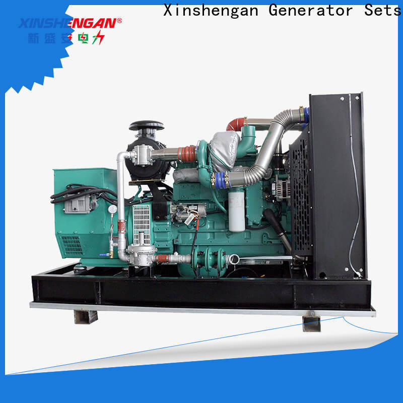 Xinshengan worldwide gas engine generator set suppliers on sale