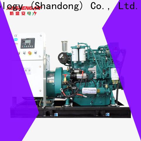 Xinshengan best silent diesel generator directly sale for truck