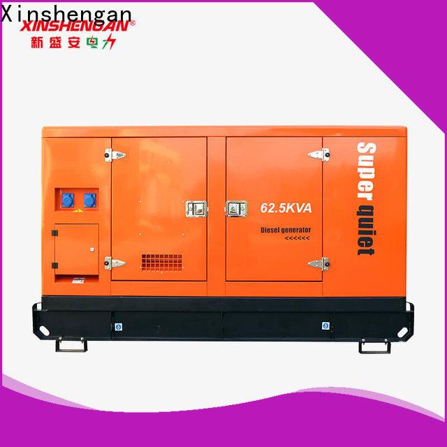 Xinshengan low fuel consumption diesel generator factory on sale